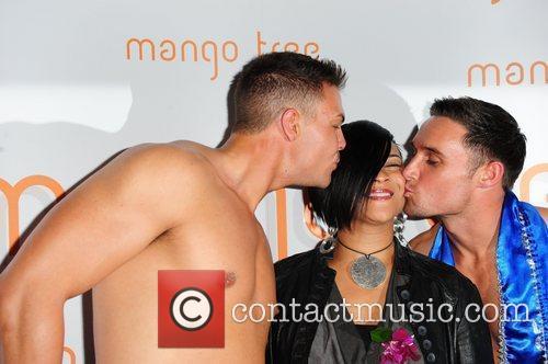 attending the Ladyboy Prince and Princess Mango Tree...
