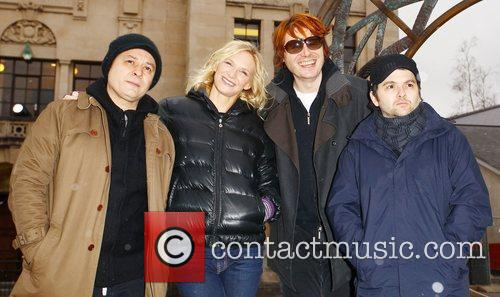 Manic Street Preachers and Jo Whiley 8