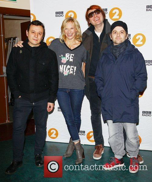 Manic Street Preachers and Jo Whiley 6