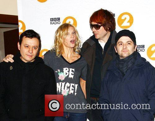 Manic Street Preachers and Jo Whiley 10