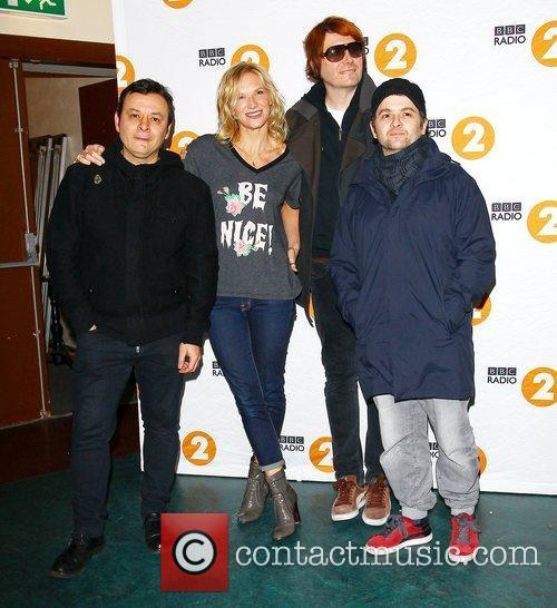Manic Street Preachers and Jo Whiley 1