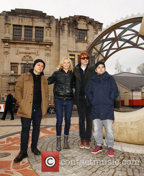 Manic Street Preachers and Jo Whiley 2
