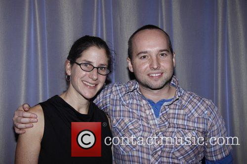 Anne Kauffman and Jordan Harrison First Day of...