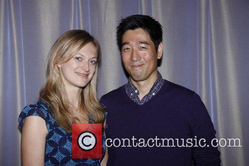 Marin Ireland and Peter Kim First Day of...