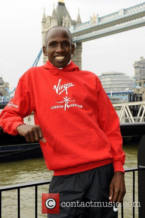 Virgin London Marathon 2011 photocall and press conference...