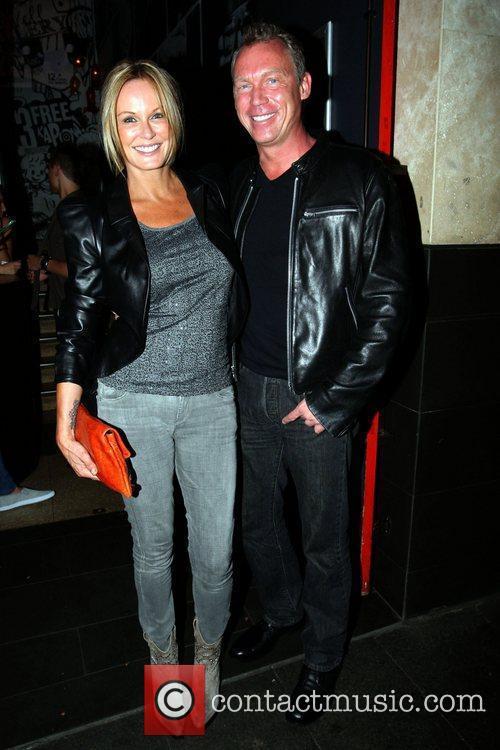 Charlotte Dawson and Eric Allen The 'Mardi Gras...