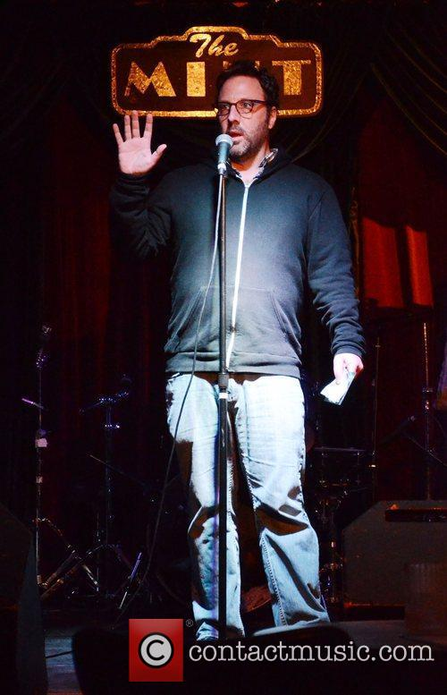 Guest Margaret Cho performing at The Mint in...