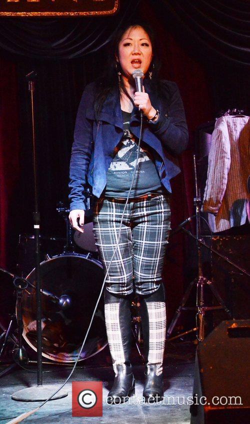 Margaret Cho performing at The Mint in Los...