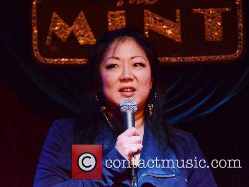 margaret cho performing at the mint in 3609259