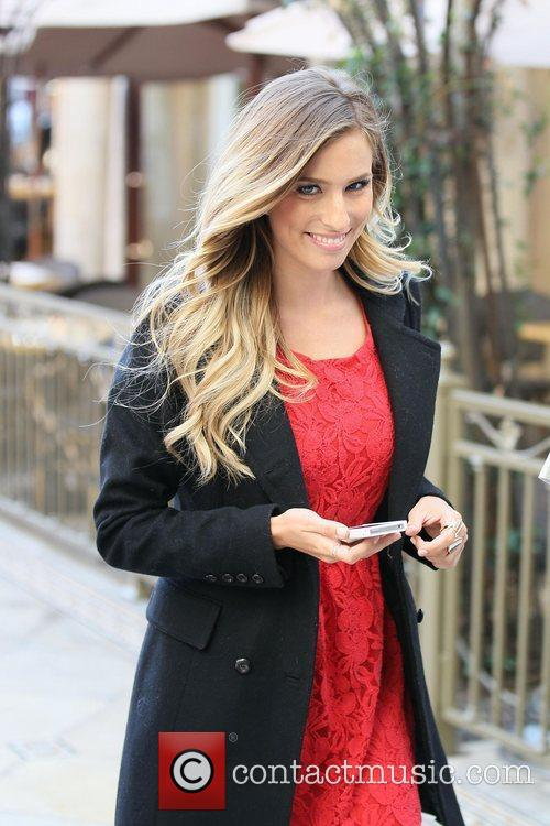 Renee Bargh at The Grove to record a...