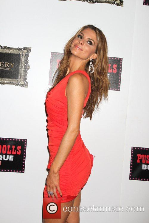 Maria Menounos and Planet Hollywood 12