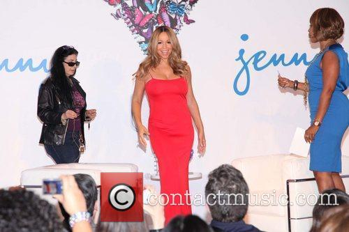 Mariah Carey and Gayle King 2