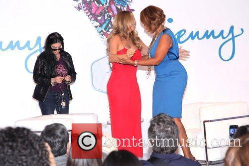 Mariah Carey and Gayle King 3