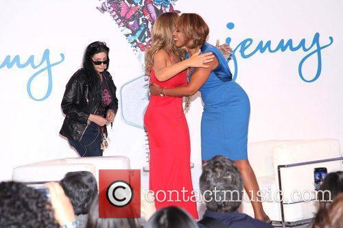 Mariah Carey and Gayle King 4