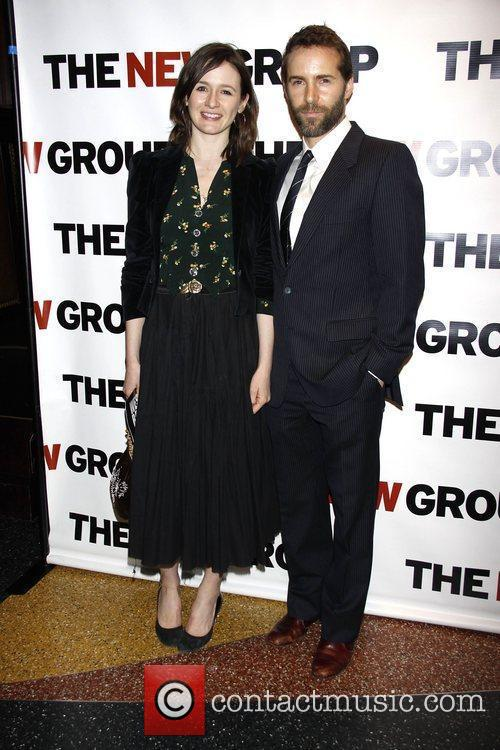 Emily Mortimer and Alessandro Nivola  Celebration for...