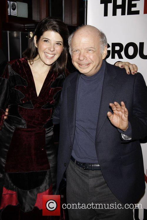 Marisa Tomei and Wallace Shawn  Celebration for...