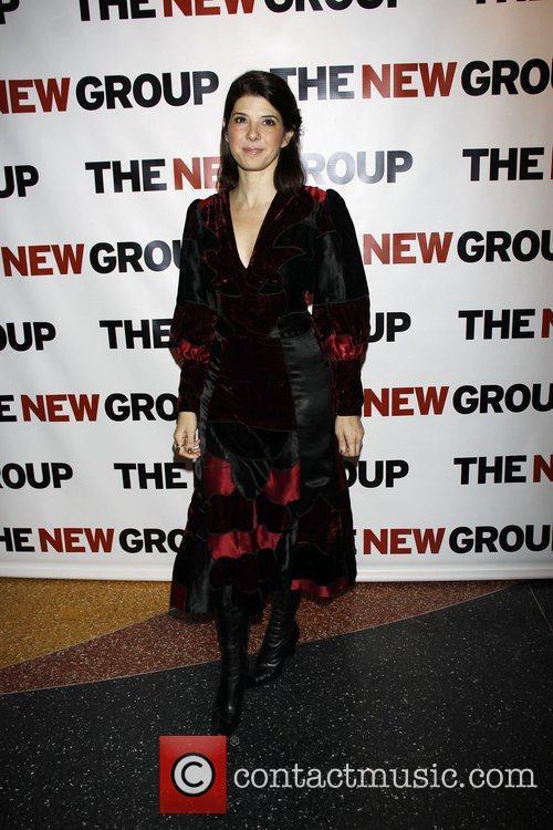 Marisa Tomei wearing Norma Kamali  Celebration for...