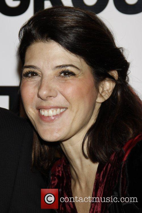 Marisa Tomei Celebration for The New Group Off-Broadway...