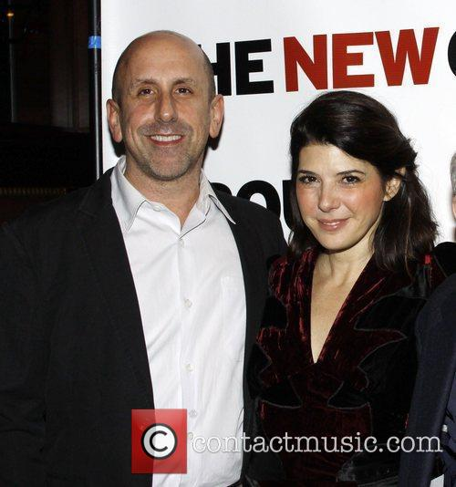 Scott Elliott and Marisa Tomei Celebration for The...