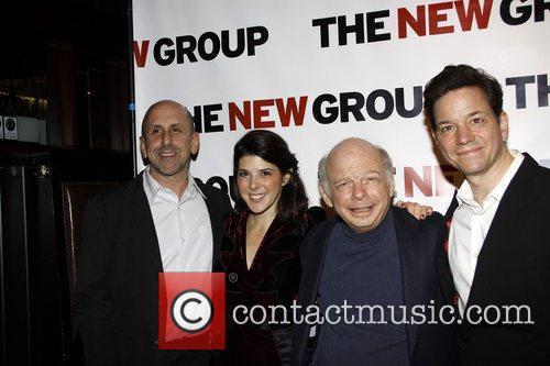 Scott Elliott, Marisa Tomei, Wallace Shawn and Frank...