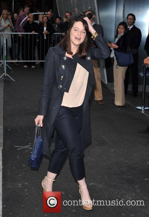 Michelle Ryan Marie Claire Inspire And Mentor Campaign...
