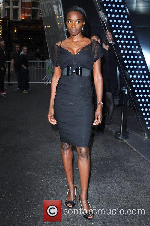 Lorraine Pascale Marie Claire Inspire And Mentor Campaign...