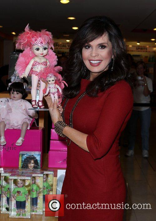 marie osmond marie osmond doll signing at 3582912