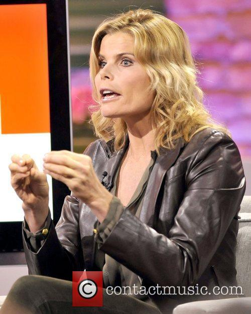 Mariel Hemingway Actress appearing on CTV's 'The Marilyn...