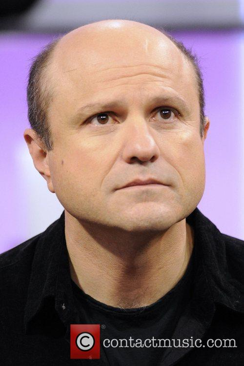Actor Enrico Colantoni of Flashpoint appearing on CTV's...