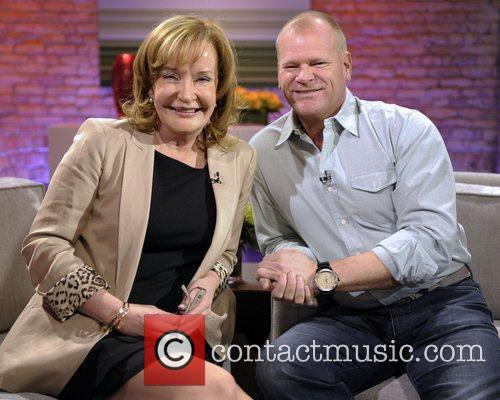 Marilyn Denis and Mike Holmes of Flashpoint appearing...