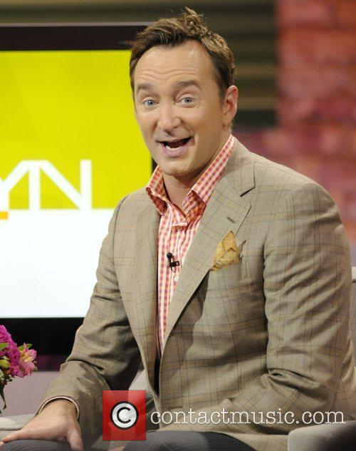 'What Not to Wear' host Clinton Kelly...