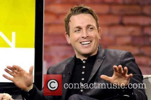 Johnny Reid  appearing on CTV's 'The Marilyn...