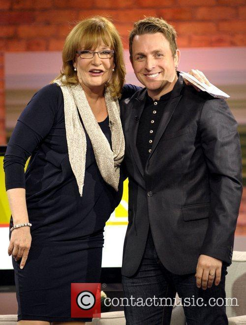 Marilyn Denis and Johnny Reid  appearing on...