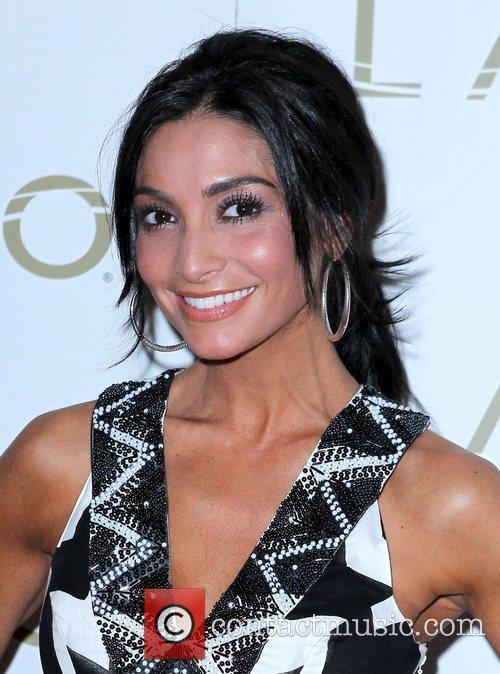 Courtney Mazza Mario Lopez hosts a night at...
