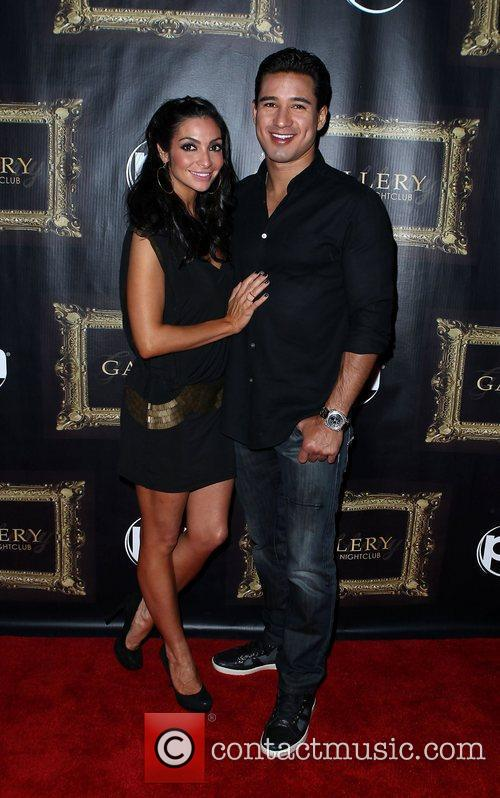 Mario Lopez celebrates his birthday at Gallery Nightclub...