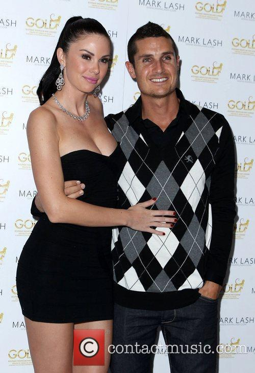 Jayde Nicole and Tosh Berman Mark Lash Jewelry...