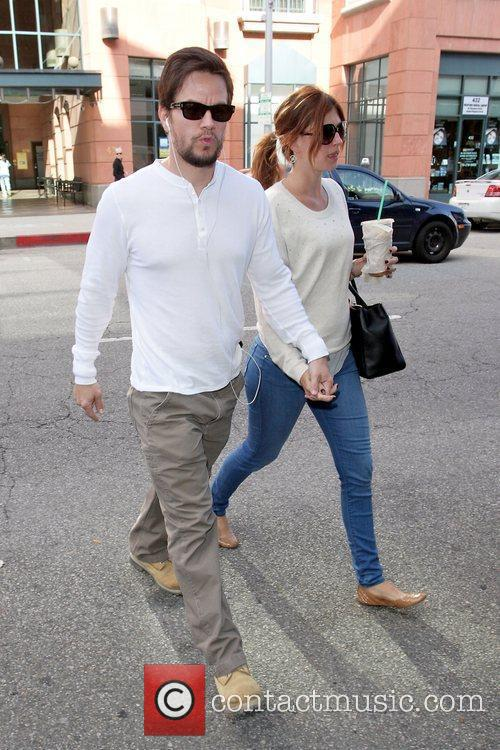 Mark Wahlberg and Rhea Durham 9