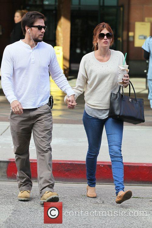 Mark Wahlberg and Rhea Durham 10