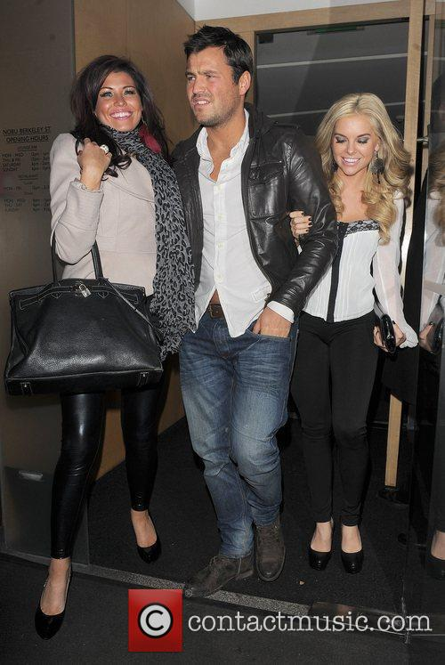 Mark Wright and Kayla Collins 9