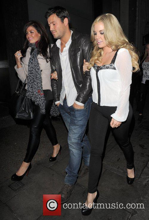 Mark Wright and Kayla Collins 10