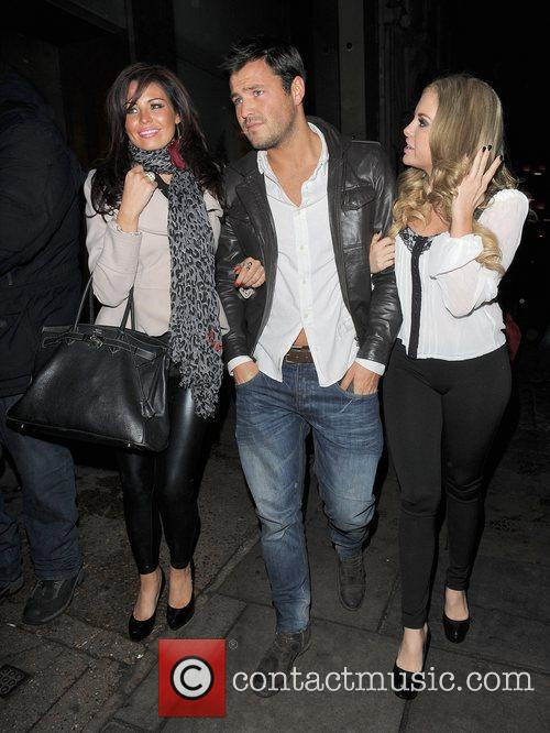 Mark Wright and Kayla Collins 12