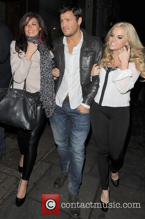 Mark Wright and Kayla Collins 8