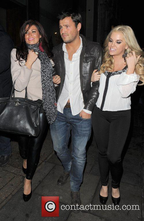 'The Only Way is Essex' star Mark Wright...