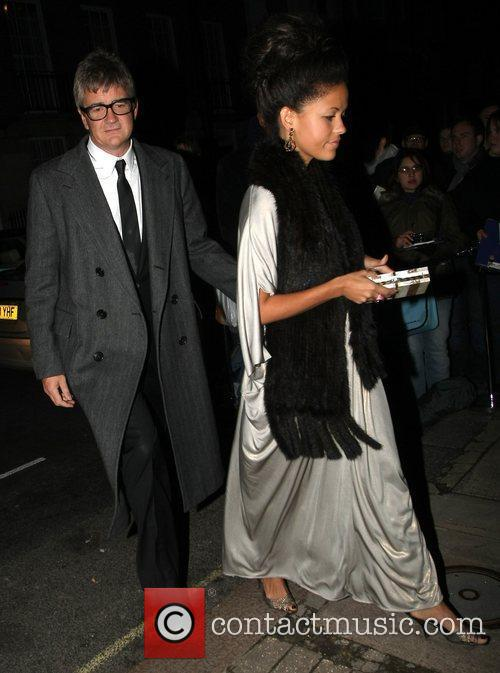 Arrive at Mark's Club in Mayfair to attend...