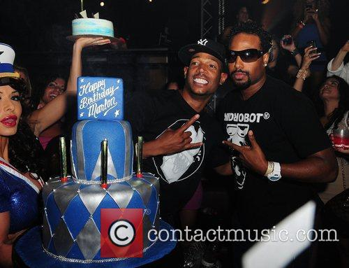 Marlon Wayans and Shawn Wayans 5