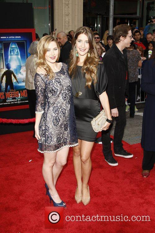 Cherilyn Wilson, Clara Alonso at the Los Angeles...