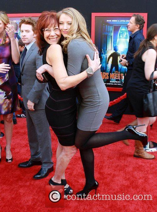 Mindy Sterling and Elisabeth Harnois 3