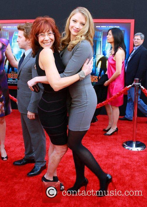 Mindy Sterling and Elisabeth Harnois 4