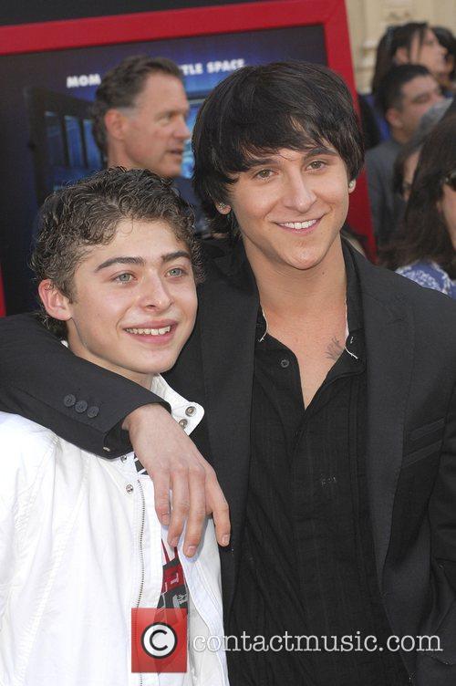 Ryan Ochoa and Mitchel Musso 1