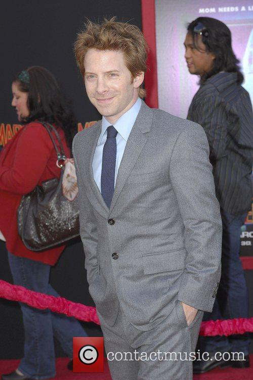 Seth Green,  at the Los Angeles premiere...